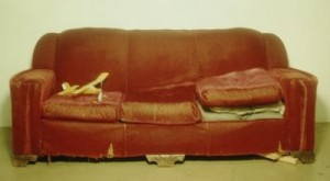 Old Couch Junk Removal