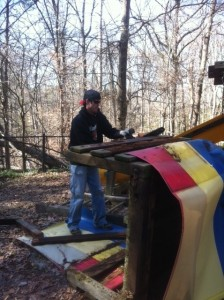 Swing Set Removal Atlanta