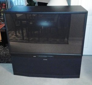 TV and Television Removal