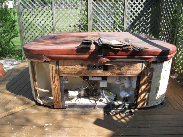 free removal junk price america hot go tub los pricing angeles spa expectations and